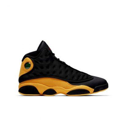 quality design 94893 dcbe5 Authentic Jordan 13 Retro Black/University Gold Grade School Kids Shoe -  cheap jordans paypal - R0244