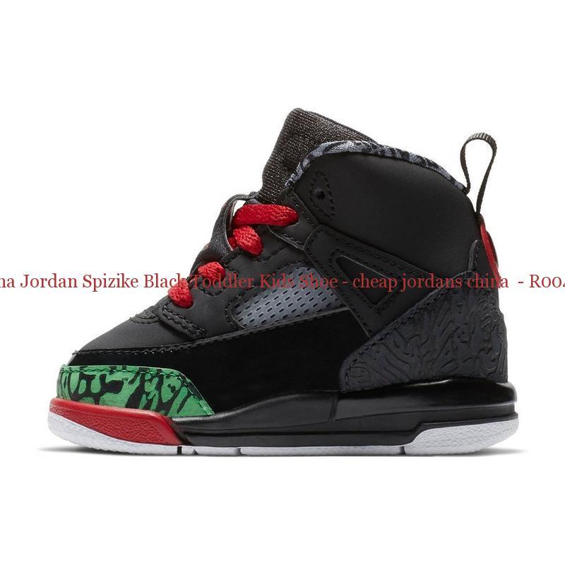 aeff469e4106 China Jordan Spizike Black Toddler Kids Shoe – cheap jordans china ...