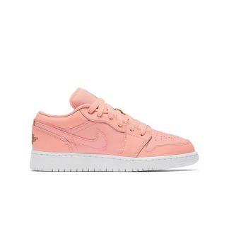 8f3f5dea09d62d You re viewing  Original Jordan 1 Low Bleached Coral Grade School Girls Shoe  – cheap jordans shoes – S0141 £71.20
